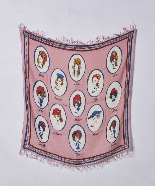 <manipuri>圍巾 L