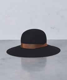 <Borsalino>VIOLET RASATO 山型帽■■■