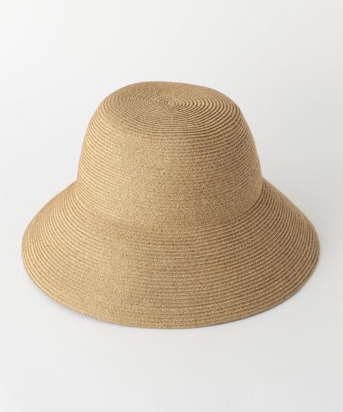 ○UWCE 包邊紙草帽UV