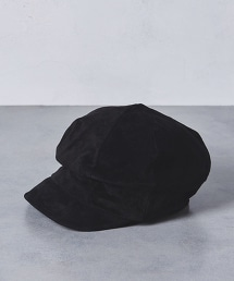 UWSC 絨面CASQUETTE報童帽
