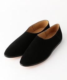 【特別訂製】<CAMINANDO>麂皮摩洛哥拖鞋