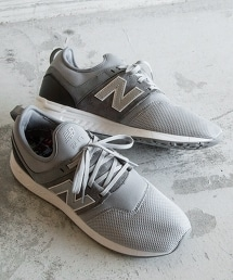 【特別訂製】<New Balance> MRL247(TWO FOUR SEVEN)UY/運動鞋
