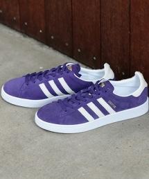 【特別訂製】<adidas Originals>∴CAMPUS 紫色休閒鞋