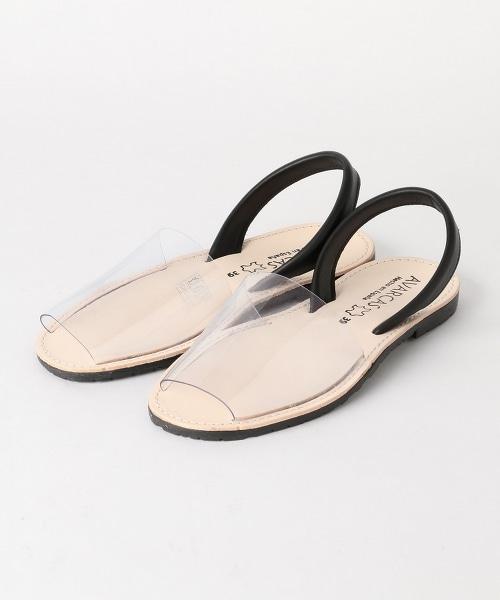 <AVARCAS>透明涼鞋
