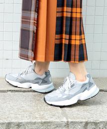 【別注】<adidas Originals>∴FALCON 運動鞋