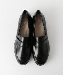 BY ATUZOKO 厚底漆皮樂福鞋