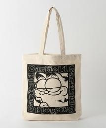 【特別訂做】<Garfield>帶圖案大手提包