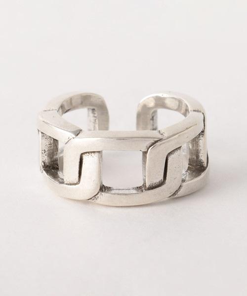 <PHILIPPE AUDIBERT>SHENA 銀色戒指