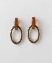 BY 弧形墜飾 耳環