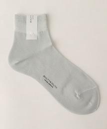 BY 反光絲線短襪