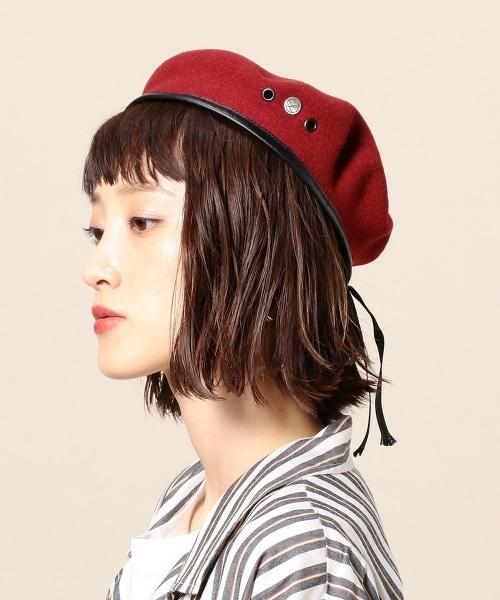 <LAULHERE>羊毛貝雷帽