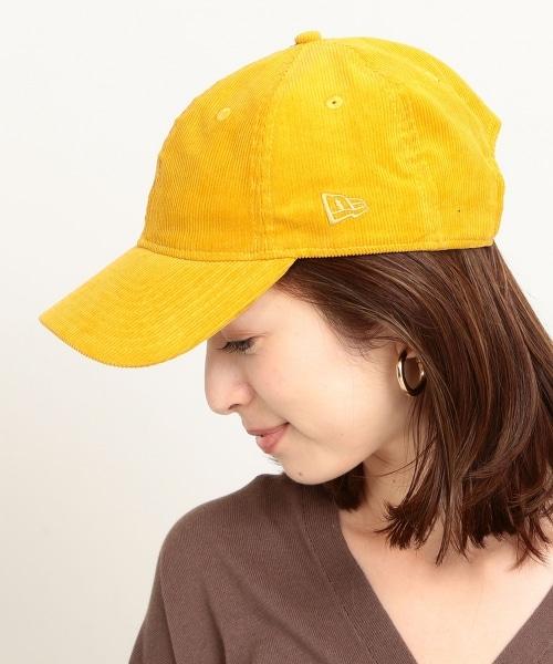 【特別訂製】<NEW ERA>∴930 燈芯絨棒球帽