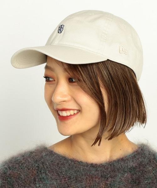 【特別訂製】<NEW ERA>9TWENTY 圖樣無邊帽