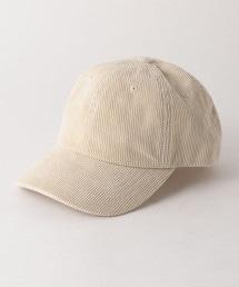 BY 燈芯絨棒球帽