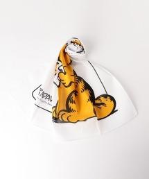 【訂製】<Garfield>印花大手帕
