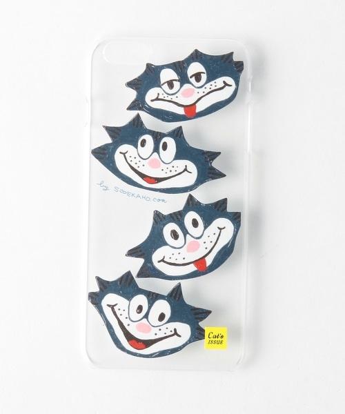 <Cat's ISSUE>IPHONE6Plus/6sPlus 手機殼/KAHOKO SODEYAMA Ψ