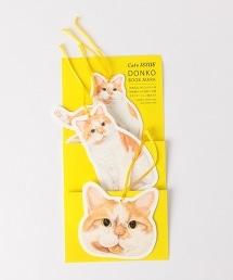 <Cat's ISSUE>書籤套裝/DONKO Ψ