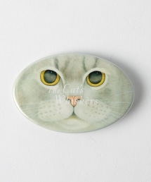 <Cat's ISSUE>扣針胸章/HEN Ψ