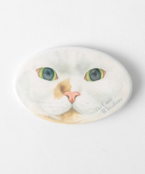 <Cat's ISSUE>扣針胸章/KOMUTAN Ψ