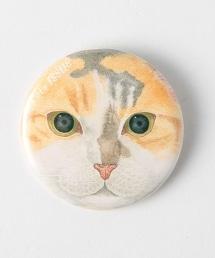 <Cat's ISSUE>扣針胸章/MIITTU Ψ