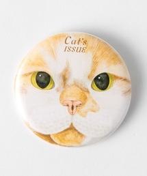 <Cat's ISSUE>扣針胸章/DONKO Ψ