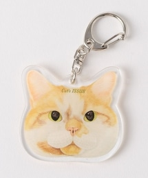 <Cat's ISSUE>鑰匙圈/DONKO Ψ