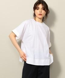SFL  反摺袖 棉質T恤†