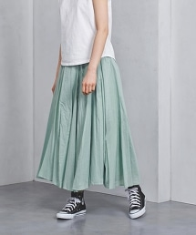 SFL  長款荷葉裙