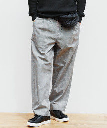 CM KINLOCH ANDERSON 千鳥格 FULL-CUT 長褲