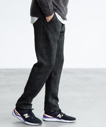 [OCEANS12月號刊載] SC 針織FLEECE布料 輕便褲