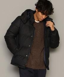 [OCEANS12月號刊載] SC 防撥水 薩克森毛呢 羽絨夾克 / 羽絨外套