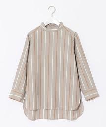 『BRACTMENT』直條紋 標準領 襯衫