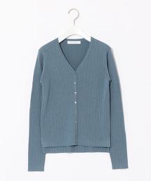 『BRACTMENT』V領 羅紋針織 對襟外套