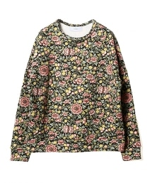 ASTRAET 花朵印花套頭上衣