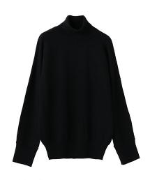 ASTRAET 蝙蝠袖高領針織上衣