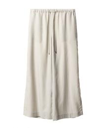 ASTRAET 銅氨纖維/棉 輕便寬褲