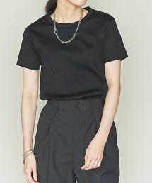 ASTRAET 羅紋短款套頭針織衫
