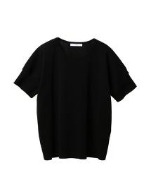 ASTRAET 14G 圓領短袖針織衫