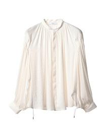 ASTRAET 皺褶 缩褶 罩衫