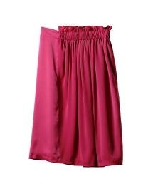 ASTRAET 褶皺及膝裙