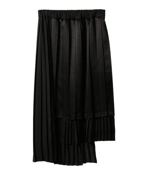 ASTRAET 不規則褶裙
