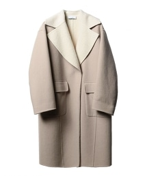 ASTRAET 雙面西裝大衣