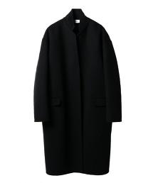 ASTRAET 雙面織物立領長版外套