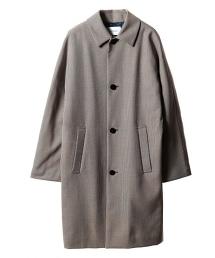 ASTRAET 格紋巴爾瑪肯外套(Soutien collar coat)
