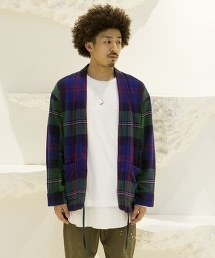 UNITED ARROWS & SONSTOMMY FLANNEL外套