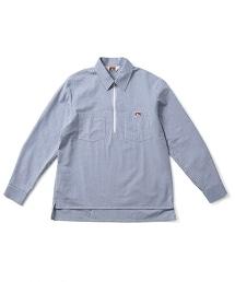 BENDAVIS H/ZIP SHIRTS EX SCR 襯衫