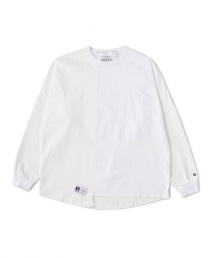 UNITED ARROWS & SONS  K-CONST L/SL長袖套頭上衣