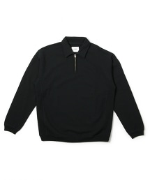UNITED ARROWS & SONS SWEAT ZIP P/O 半拉鏈衛衣外套