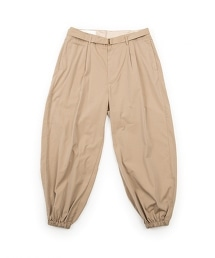 UNITED ARROWS & SONS TOBY PANTS 束口寬褲