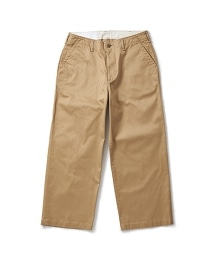 UNITED ARROWS & SONS WIDE CHINO